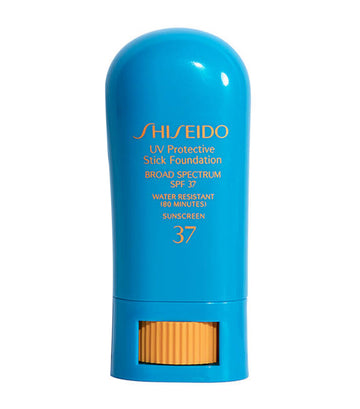 shiseido uv protective stick foundation spf30+ fair ochre