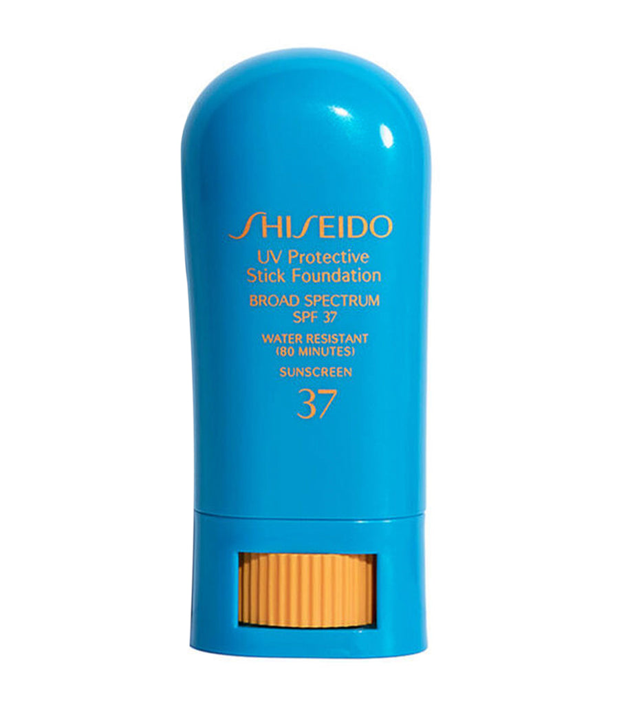 shiseido uv protective stick foundation spf30+ ochre
