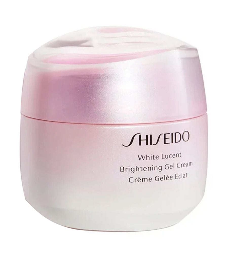 shiseido free white lucent brightening gel cream