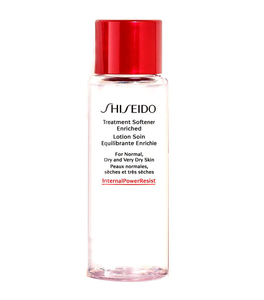 Shiseido Free Treatment Softener Enriched (For Normal, Dry and Very Dry Skin) 30ML