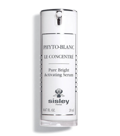 sisley paris phyto-blanc le concentré pure bright activating serum