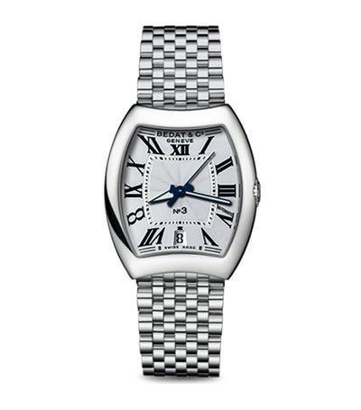 No.3 Tonneau-Shape Ladies Steel Automatic