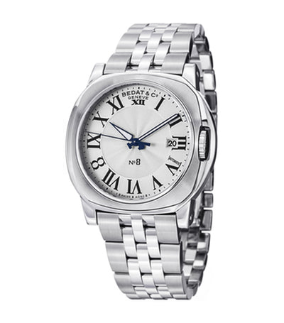 No.8 Round-Shaped Ladies Steel Automatic