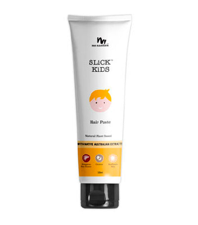 slick kids hair paste - fresh coconut and zesty lime