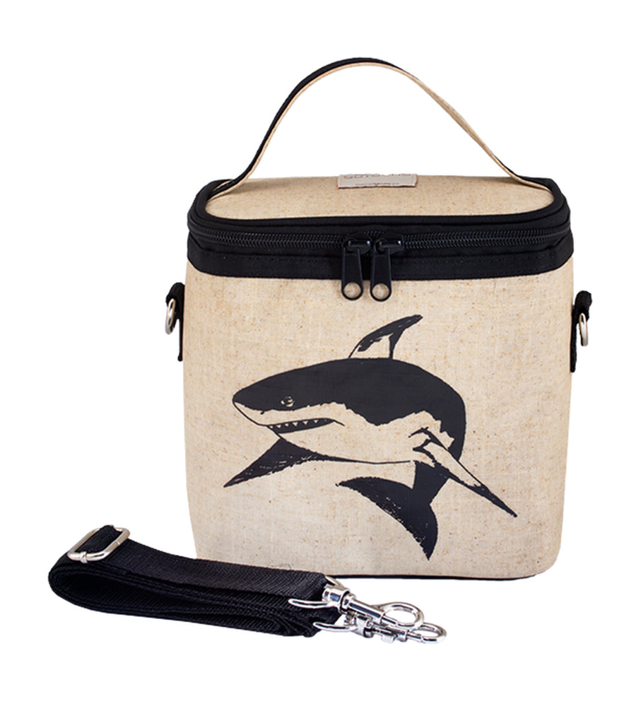 soyoung black shark small insulated cooler bag