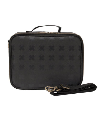soyoung black paper-union insulated lunch box