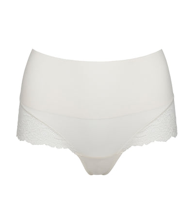 spanx undie-tectable lace hi-hipster powder