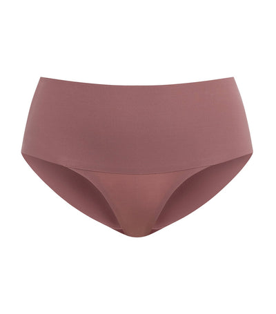 spanx undie-tectable brief cocoa rose