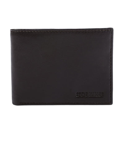 steve madden glove passcase brown
