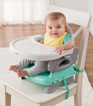 summer elephant love deluxe comfort folding booster seat