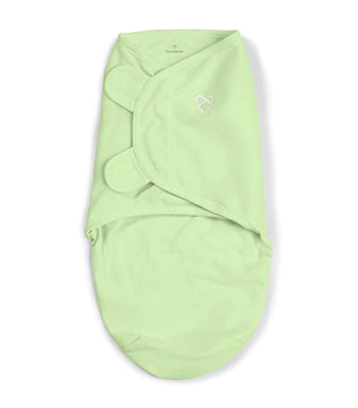 summer green swaddleme® original swaddle large