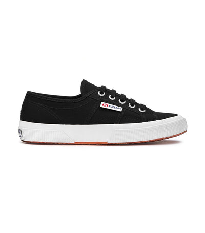 superga 2750 cotu classic black full white