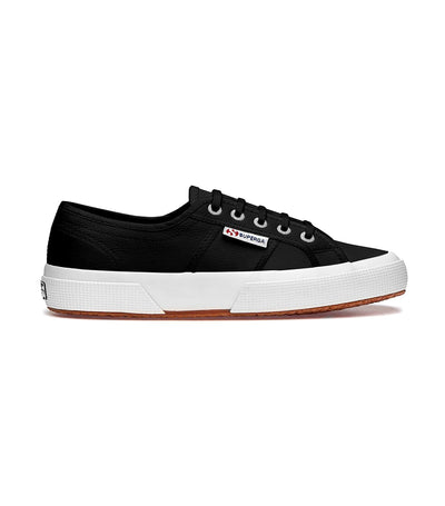 superga 2750 efglu black white