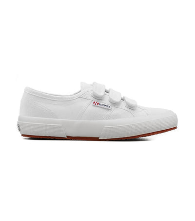 superga 2750 cot 3-strap white