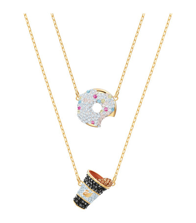 swarovski nicest necklace set