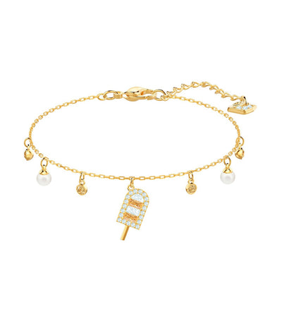 swarovski no regrets ice cream bracelet