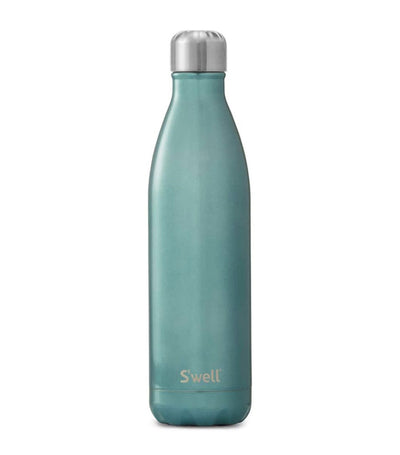 s'well 25oz glitter sweet mint water bottle
