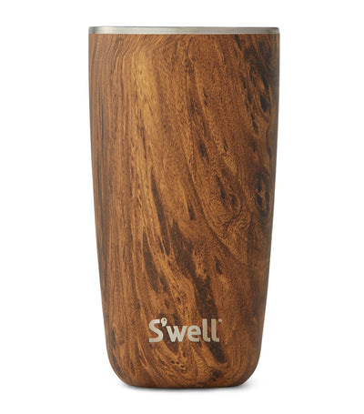 s'well 18oz teakwood tumbler