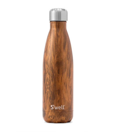 s'well 25oz teakwood water bottle