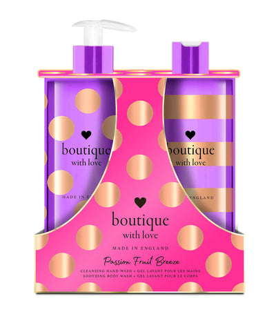 Boutique with love Passion Fruit Breeze by The Boutique Collection