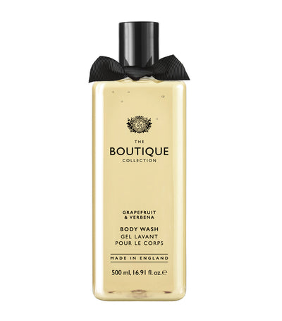 The Boutique Collection Grapefruit and Verbena Body Wash