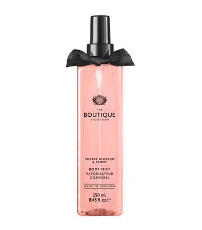 The Boutique Collection Cherry Blossom and Peony Body Mist