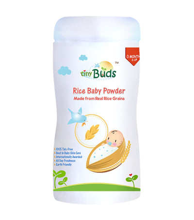 tiny buds rice baby powder 50 g