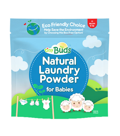Natural Laundry Powder for Babies 500g