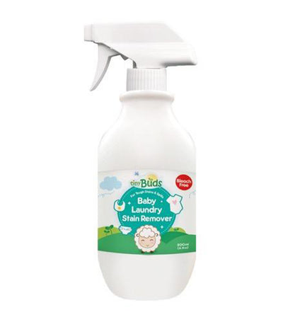 tiny buds natural baby laundry stain remover 200 ml