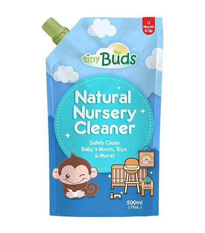 tiny buds natural nursery cleaner refill 500 ml