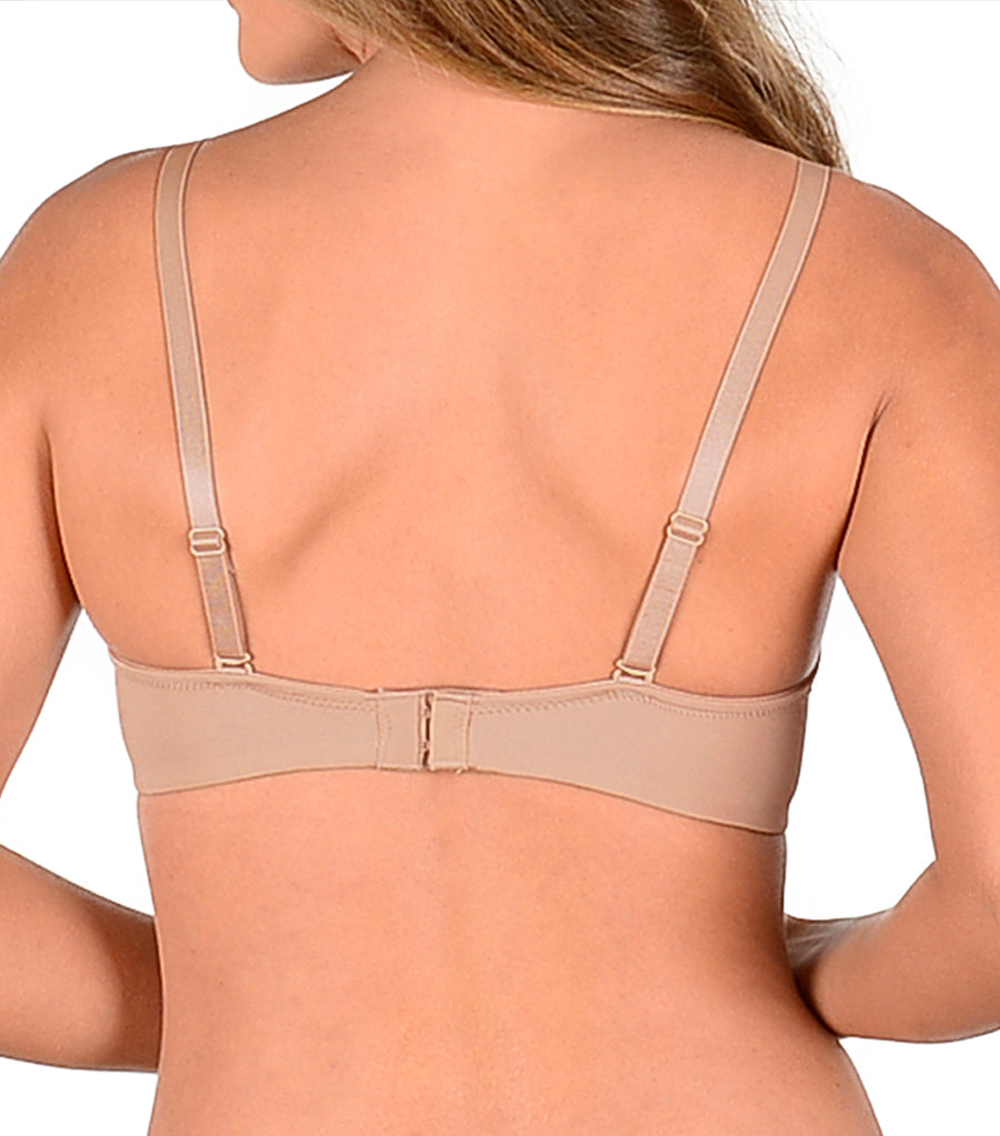 triumph maximizer 736 wired push up bra smooth skin