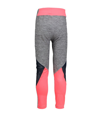 under armour gray girls finale capri