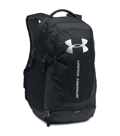 under armour ua hustle 3.0 backpack black