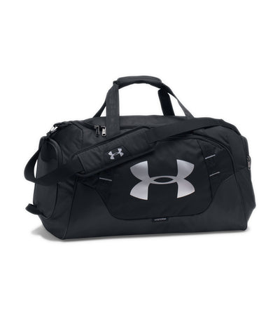 under armour ua undeniable 3.0 medium duffle bag black