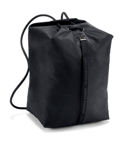 under armour essentials sackpack black