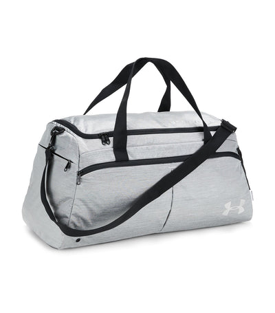 under armour womens undeniable medium duffle bag gray