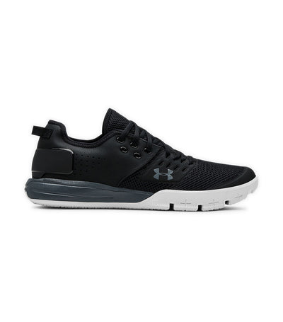 under armour ua charged ultimate 3.0 sneakers black