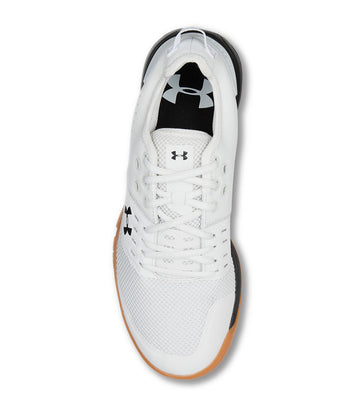under armour ua charged ultimate 3.0 sneakers white