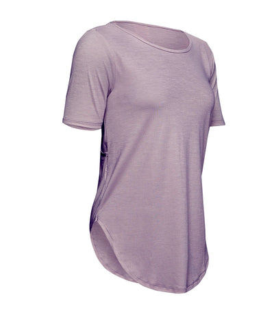 under armour ua perpetual t-shirt purple