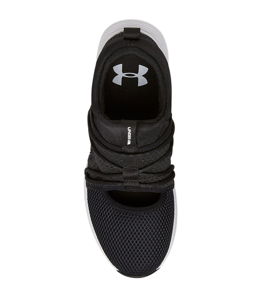 under armour women's ua breathe sola training shoes black