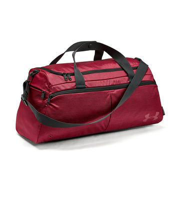 under armour women's ua undeniable medium duffle bag pink