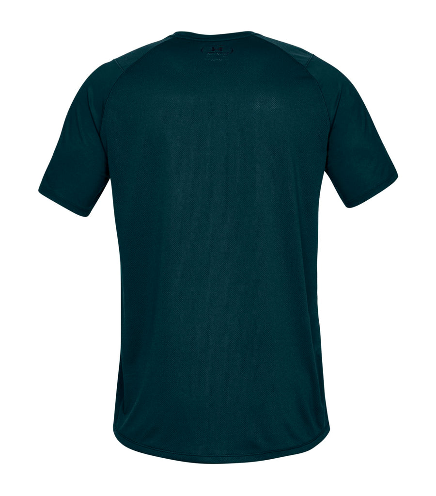 under armour ua mk-1 short-sleeved colorblock t-shirt green