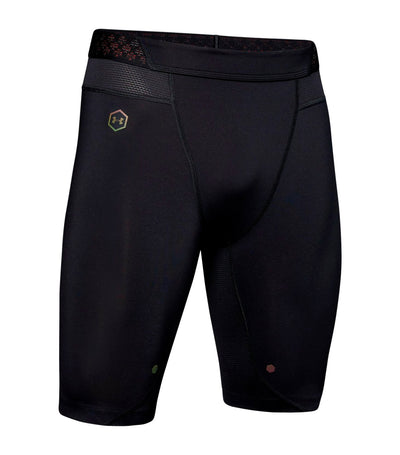 under armour ua rush comp shorts black