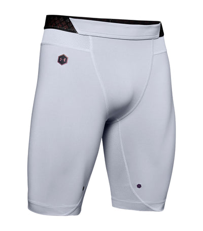 under armour ua rush comp shorts gray
