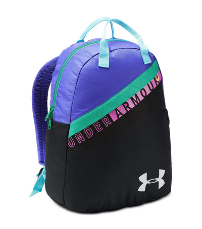 under armour youth favorite backpack 3.0 - black and green