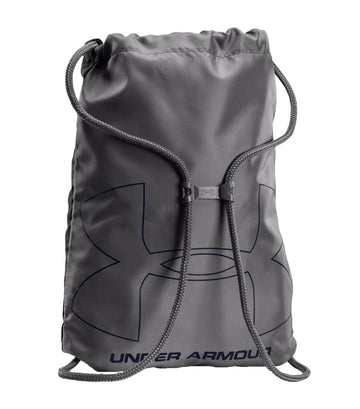 under armour UA ozsee sackpack bag navy blue