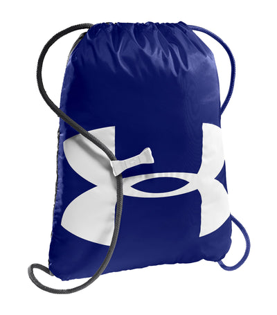 under armour UA ozsee sackpack bag royal blue