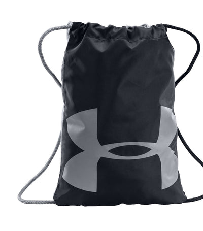 under armour UA ozsee sackpack bag black