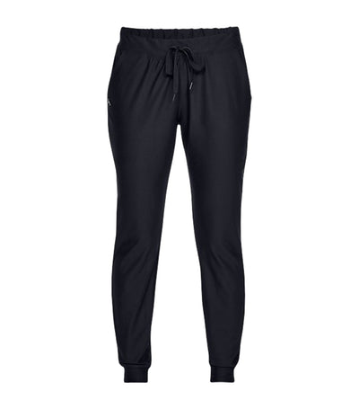 under armour ua vanish jogger pants black