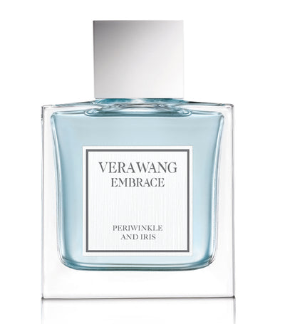 vera wang fragrances embrace periwinkle and iris eau de toilette 30ml
